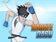 Play Karate Dash running