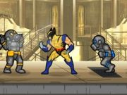 Play Wolverine fight